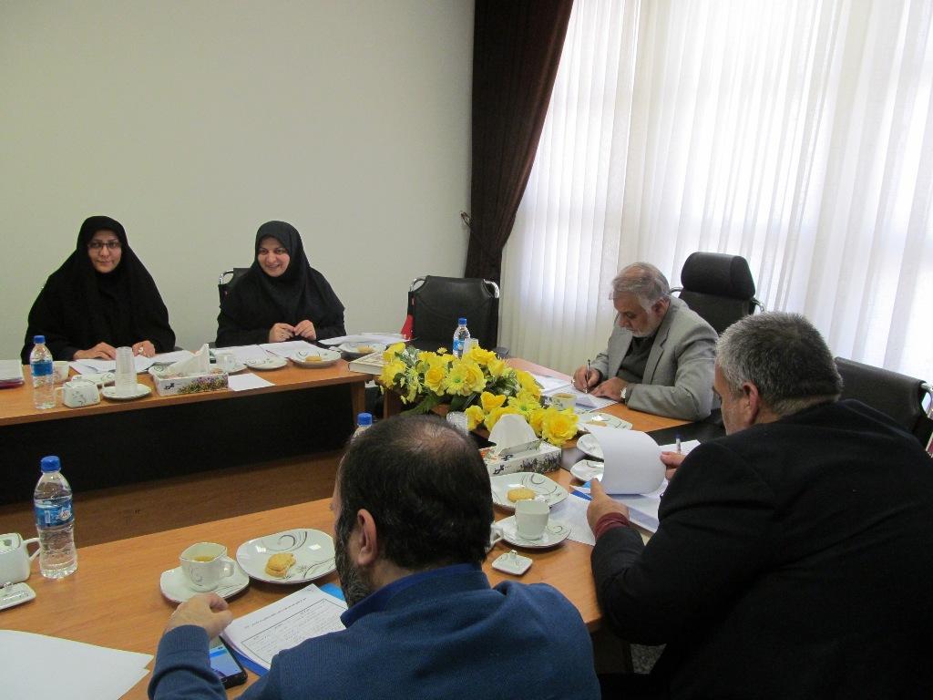پنجمين جلسه هيات نظارت بر تاسيس و فعاليت  سازمانهاي مردم نهاد استان برگزار گرديد